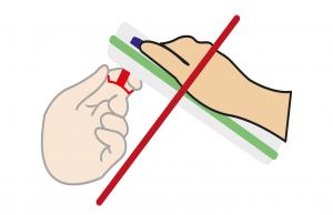 Précautions d'usage de l'appareil de mesure INR