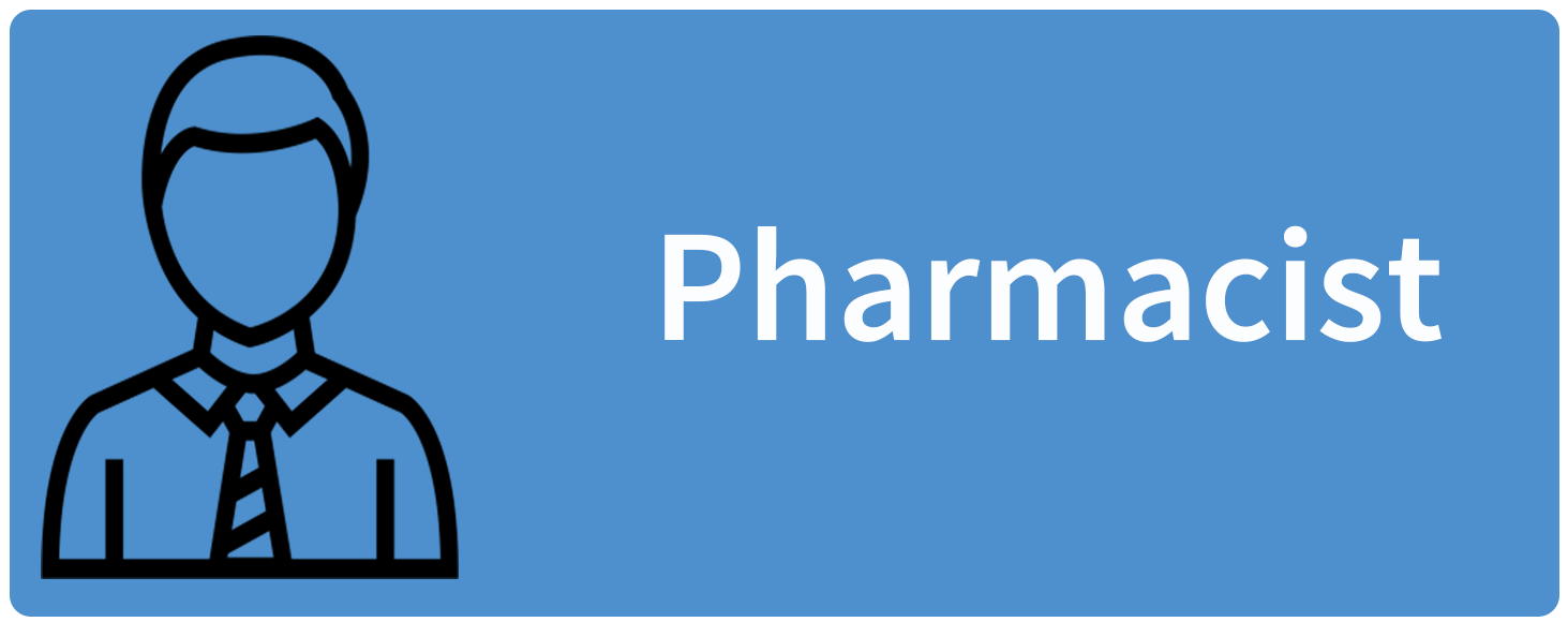 PT/INR monitoring system adapted for pharmacists