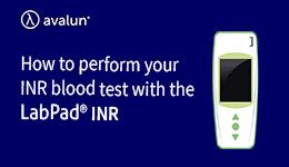 Démonstration de l'utilisation du LabPad® INR