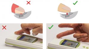 Comment utiliser l'appareil de mesure INR LabPad®